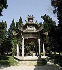大禹陵石亭