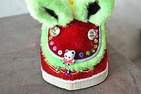 红绿色猫头鞋