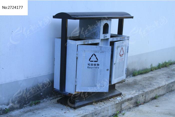 公共垃圾桶图片_生活百科图片