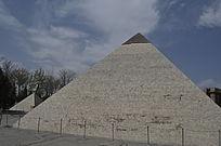 世界公园的埃及金字塔