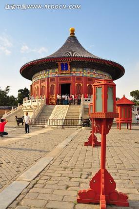 北京故宫天坛古建筑摄影