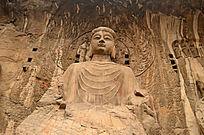 卢舍那佛像