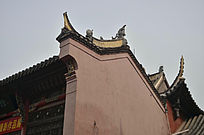 马头墙建筑