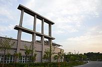 校园的建筑