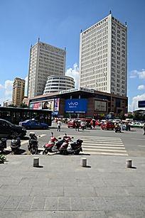 北奇城市广场
