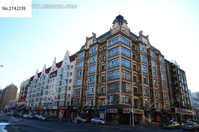 哈尔滨欧式特色的住宅图片