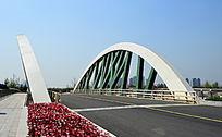 花博园的大桥