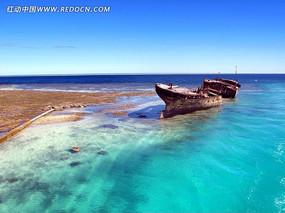 蔚蓝澳洲海洋
