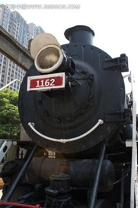 蒸汽火车车头