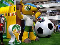 2014年世界杯吉祥物