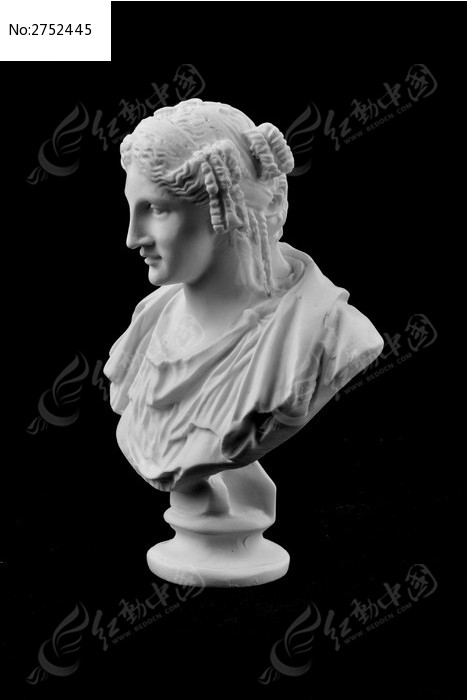 石膏像雕塑图片