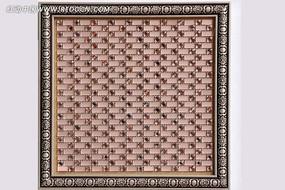 水晶陶瓷墙饰