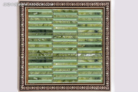 水晶陶瓷墙贴图
