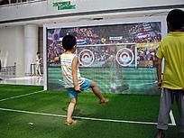 踢足球游戏