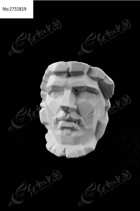 亚历山大石膏像图片