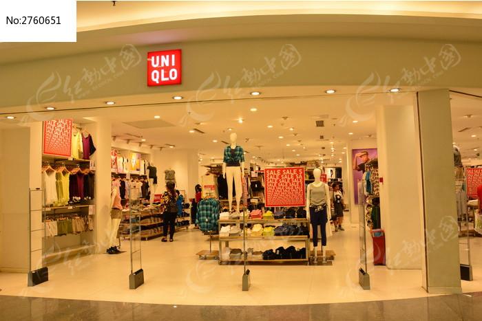 广州uniqlo优衣库服装店
