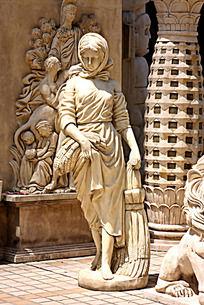 石膏雕像艺术