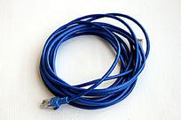 15米的蓝色网线