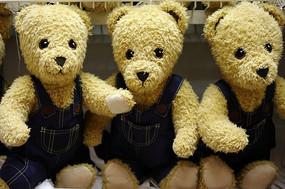 毛绒玩具狗熊