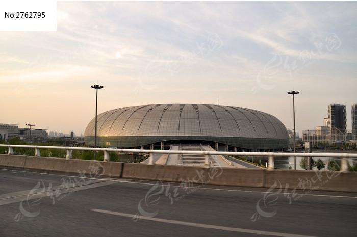 天津水滴体育场图片