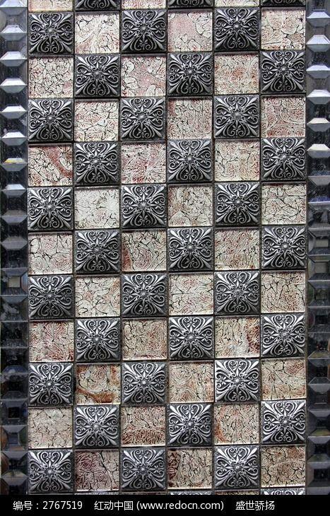 马赛克瓷砖图片