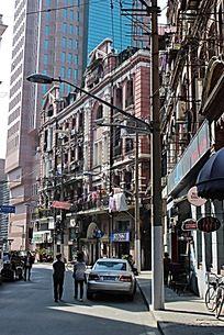 南京东路的民国建筑