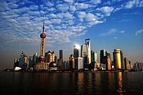 上海陆家嘴风光
