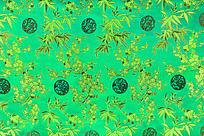 竹 梅花 祥云 吉祥图案  传统花纹 高雅花纹 传统吉祥图案