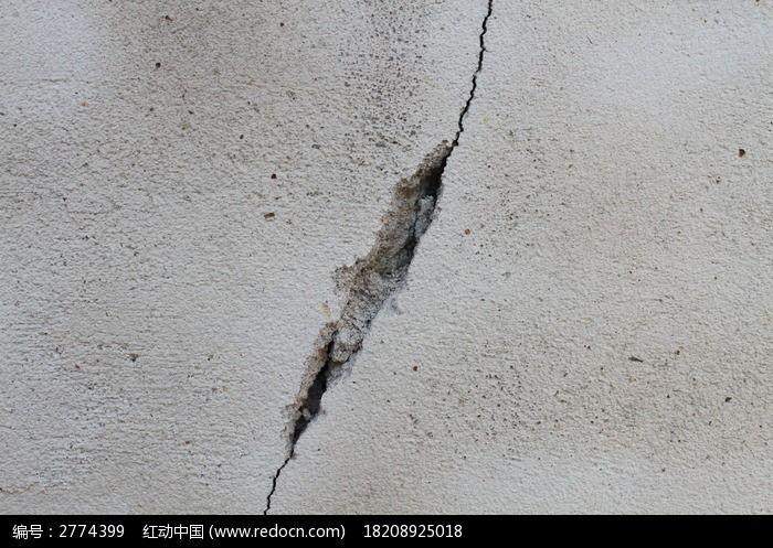 白墙上的裂痕贴图高清图片下载 编号2774399 红动网