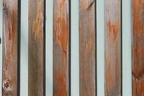 木板围栏材质贴图