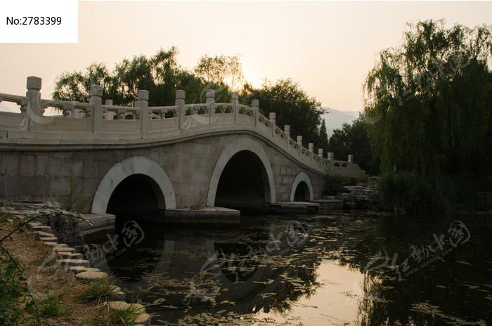石拱桥图片素材下载 2783399