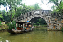 苏州定园玳玳桥