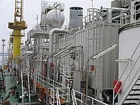 现代工业石油管道