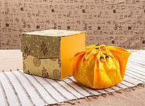 紫砂茶叶罐包装图