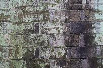 青苔砖贴图