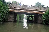苏州木渎镇的王家桥