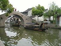西塘石拱桥
