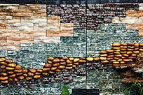 园林装饰墙