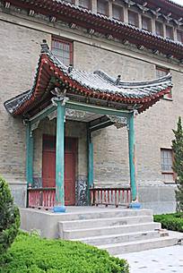 河南大学大礼堂侧门