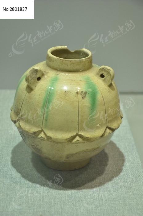 唐代瓷罐图片,高清大图