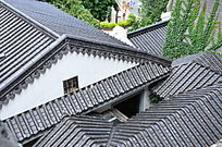 古建筑现代工艺瓦顶