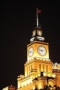 上海外滩 海关大楼