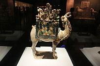 唐三彩 骆驼