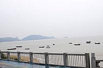 珠海的海边风景