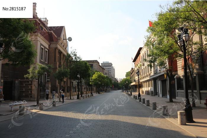 天津城市街道图片图片