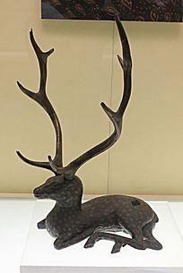 铜器 神鹿