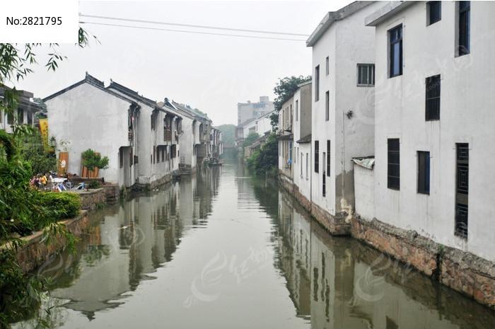 江南水乡木渎镇