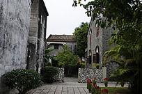 孙中山故居的民国风格建筑