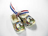 荷兰手工制作瓷器靴子