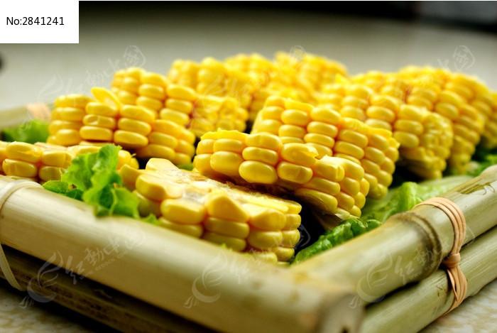 火锅菜甜玉米高清图片下载 编号2841241 红动网